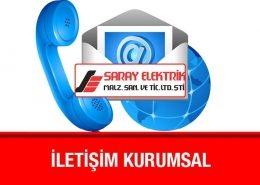Saray Elektrik İletişim Bilgileri
