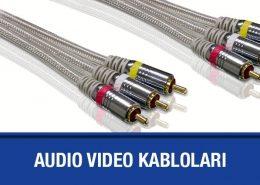 Klas Kablo Audio Video Kabloları Stüdyo Kamera Kabloları