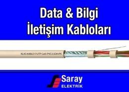 Klas Kablo Data ve Bilgi İletişim Kabloları
