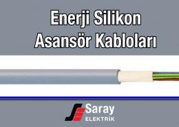 Klas Kablo Enerji Silikon Asansör Kabloları