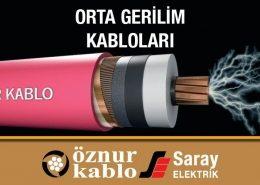 Öznur Kablo Orta Gerilim Kabloları