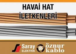 Öznur Kablo Havai Hat İletkenleri