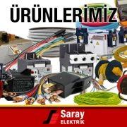 Saray Elektrik Elektrik Malzeme Ürünleri Kablolar Aydınlatma