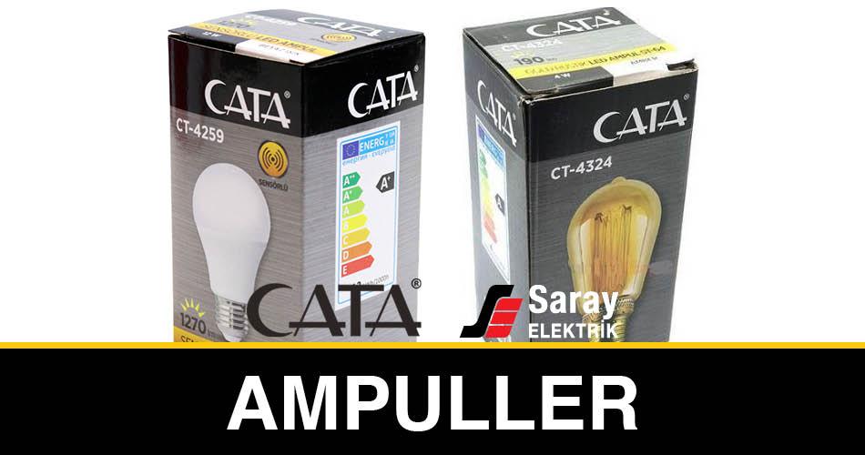 Saray Elektrik Cata Ampuller