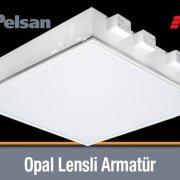Pelsan Opal Lensli Armatür