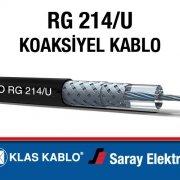 Klas Kablo RG 214U