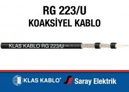 Klas RG 223U Koaksiyel Kablo